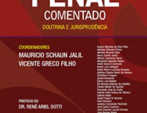 Código Penal Comentado – Doutrina e Jurisprudência